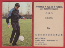Barcelona Johan Cruyff Holland Training 16